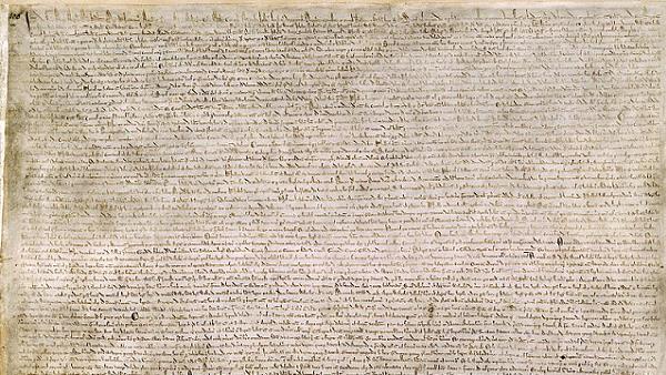 Photo: Magna Carta