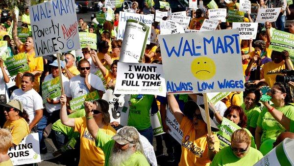 Walmart Minimum Wage