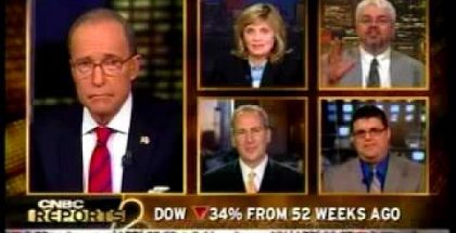 Kevin Kerr and Jerry Bowyer on Kudlow Report, 2009