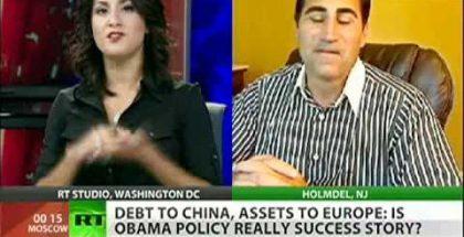 Michael Pento on RT America, June 2011
