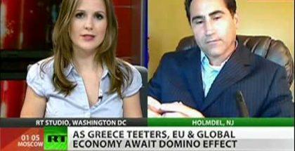 Michael Pento on RTAmerica, September 2011
