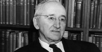 Photo: Friedrich Hayek