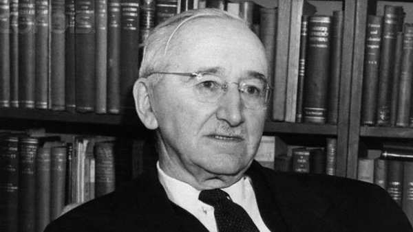 Photo: Friedrich Hayek