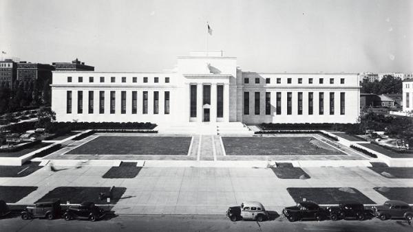 Federal Reserve flickr