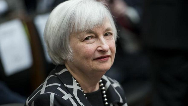 Janet Yellen (Photo by Bill Clark / Getty Images)