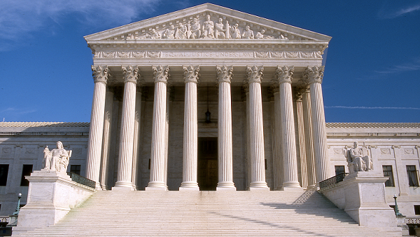 (Photo: US Supreme Court Building)