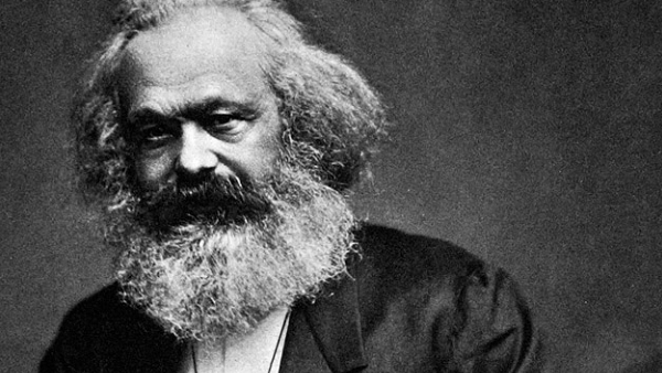 Karl Marx (Photo by Imagno/Getty Images)