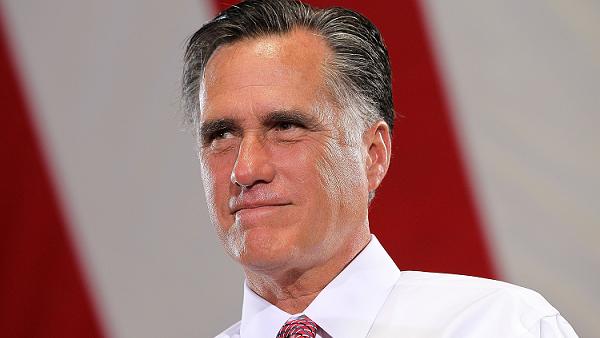 Mitt Romney. (Photo by Justin Sullivan/Getty Images)