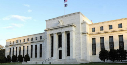 The U.S. Federal Reserve (Photo by Getty Images)