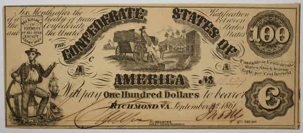 confederate bill full