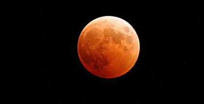 Lunar Eclipse (Photo by NASA)