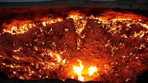 door to hell
