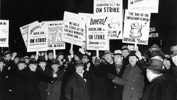 union strike
