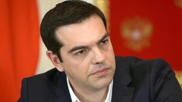 Alexis Tsipras, Prime Minister of Greece