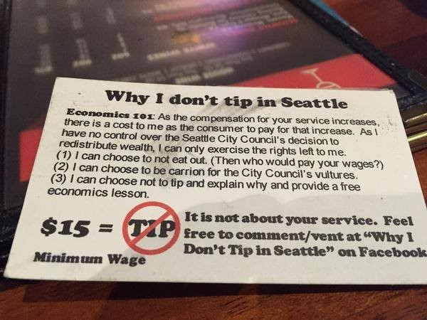 Angry Tip Card