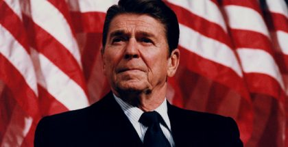 Ronald Wilson Reagan (40th President of the United States)