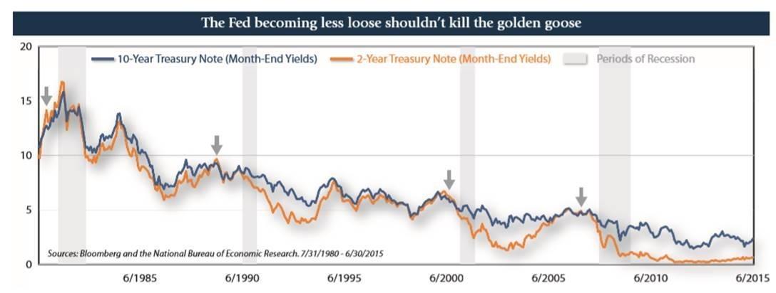 Treasury Note Graph