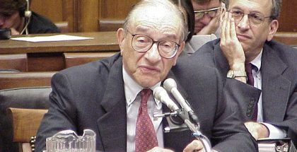 Alan Greenspan (Former U.S. Chairman of the Federal Reserve)