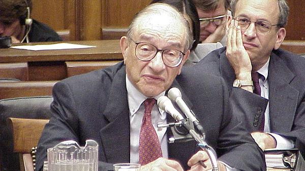 Alan Greenspan (Former U.S. Chairman of the Federal Reserve)