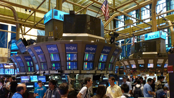 New York Stock Exchange (Photo by Silveira Neto) (CC2.0)