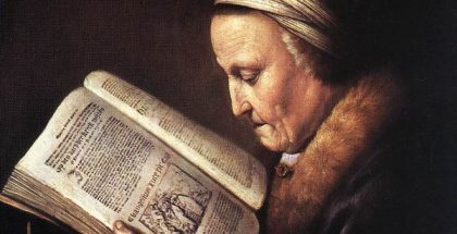 (Painted by Gerrit Dou) (circa 1630-1635)