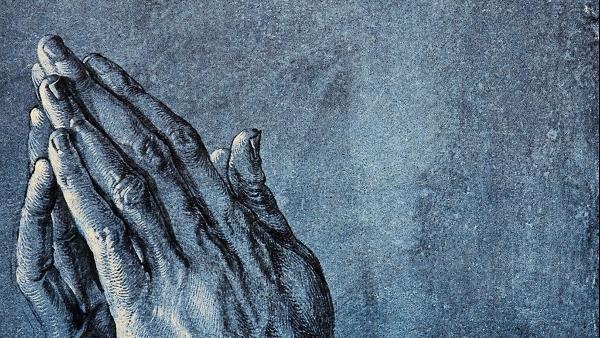 Praying Hands (Painted by Albrecht Dürer) (1508)