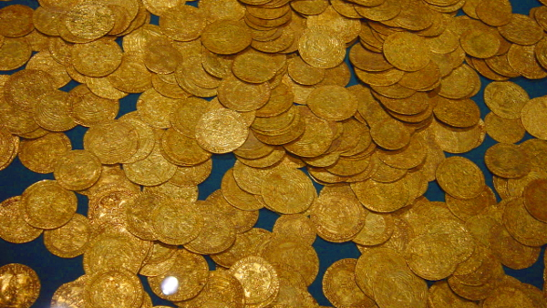Ancient British Gold Coins