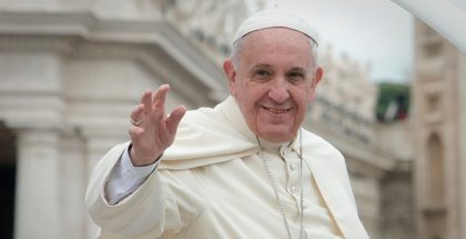 Pope Francis  (Photo by Jeffrey Bruno) (CC BY) (Resized/Cropped)