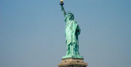 Statue of Liberty  (Liberty Island, New York)