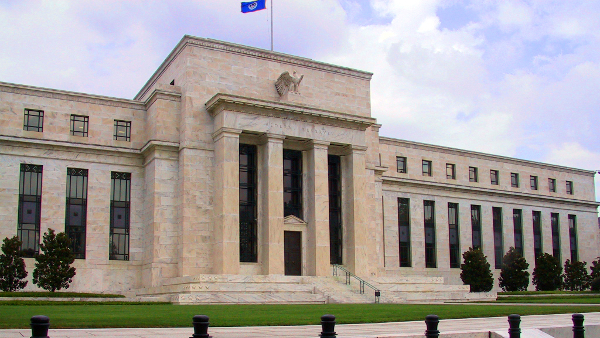 United States Federal Reserve in Washington, D.C.  (Photo by Dan Smith) (CC BY) (Resized Cropped)