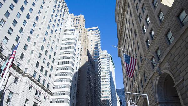 Wall Street, New York, NY
