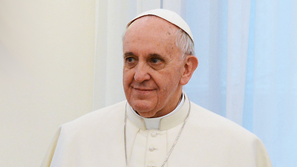 Pope Francis (Photo by presidencia.gov.ar) (CC BY) (Resized/Cropped)