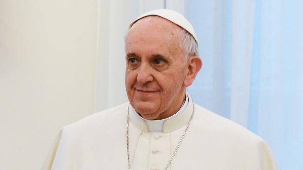 Pope Francis (Photo by presidencia.gov.ar) (CC BY) (Resized/Cropped)