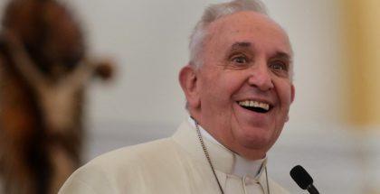 Pope Francis (born Jorge Mario Bergoglio)