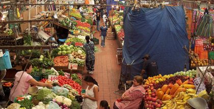 San Juan de Dios Market in Guadalajara  (Photo by Christian Frausto Bernal) (CC BY) (Resized/Cropped)