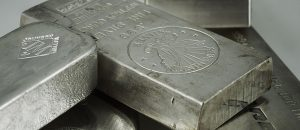 Silver Bars (Photo by Sprott Money) (CC BY) (Resized/Cropped)
