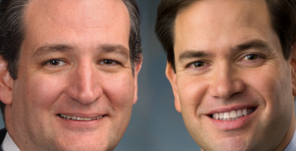 "Rafael Edward ""Ted"" Cruz and Marco Antonio Rubio"