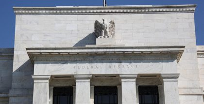 U.S. Federal Reserve Building (Photo by Tim Evanson) (CC BY) (Resized/Cropped)