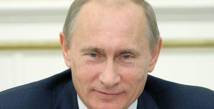 Vladmir Putin, Prime Minister of Russia