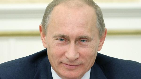Vladmir Putin, President of Russia