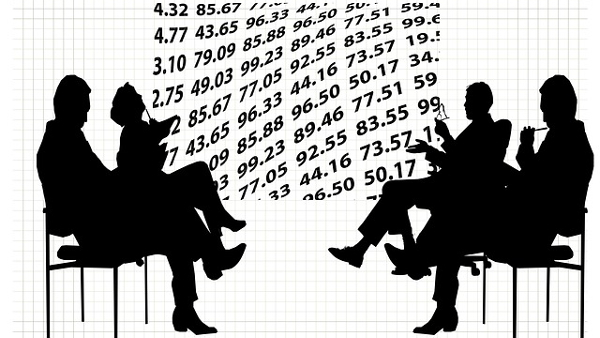 business meeting public domain stock photo