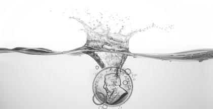 coin splash uncertanty uncertanties public domain