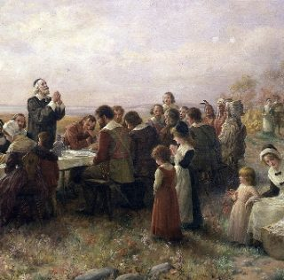 How A Failed Commune Gave Us What Is Now Thanksgiving