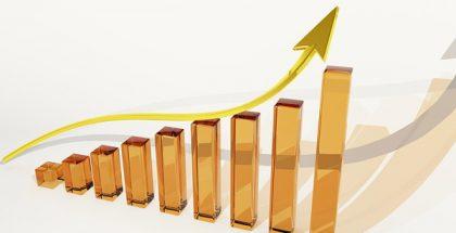 graph going up PUBLIC DOMAIN