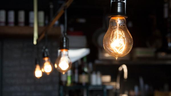 light bulbs PUBLIC DOMAIN