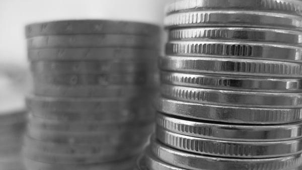 silver coins PUBLIC DOMAIN