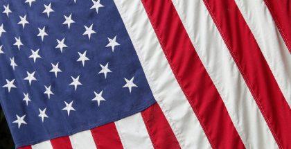 American Flag PUBLIC DOMAIN