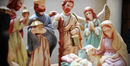 Christmas Manger PUBLIC DOMAIN