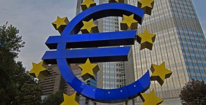 European Central Bank in Frankfurt, Germany  (Photo by Jim Woodward) (CC BY) (Resized/Cropped)