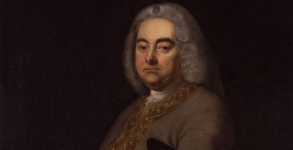 George Frideric Handel (Painted by Thomas Hudson) {{PD-US}}
